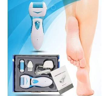 Rechargeable Personal Pedi foot care.