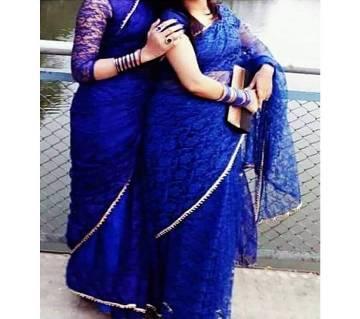 Indian Soft Net Saree