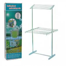Multi-functional Folding Clothes Drying Rack