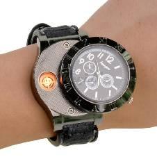 USB Lighter Watch