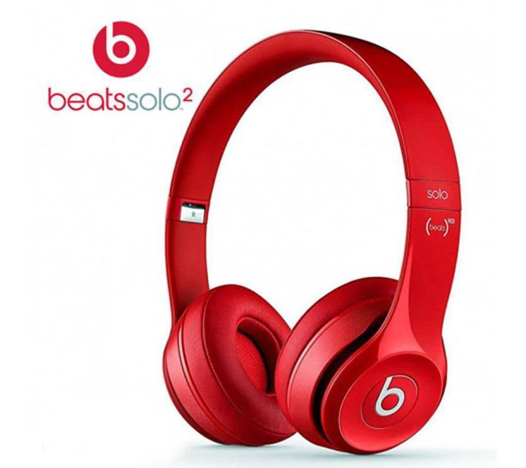 Beats Solo 2 ওয়্যারড হেডফোন (কপি) বাংলাদেশ - 955088