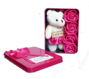 Valentine i love u box any colour