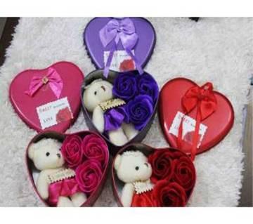 love shaped gift box (1 pcs)