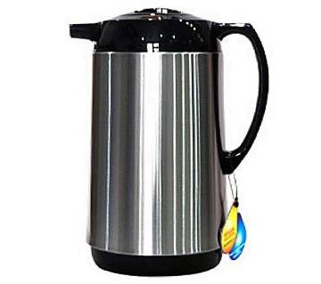 Pilot Metal Body Vacuum Flask RBC-10MS - Black and Silver