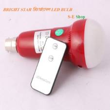 Bright Star Rechargeable LED Bulb