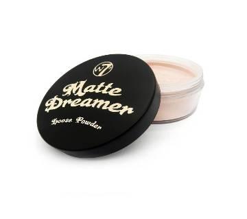 W7 Matte Dreamer লুজ পাউডার (20g) UK