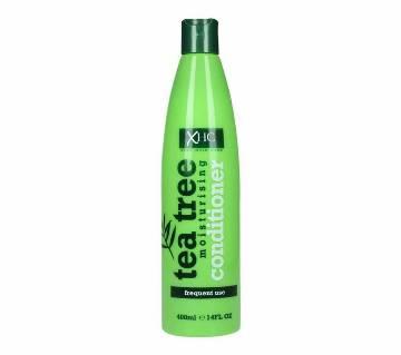 Xpel Hair Care Tea Tree Moisturising হেয়ার কন্ডিশনার (400ml) UK