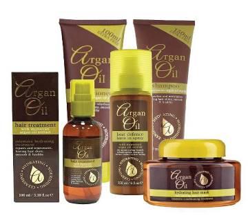 Xpel Argan Oil Hair Treatment - Package UK