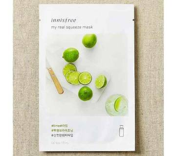 Innisfree (Korea), My Real Squeez Mask