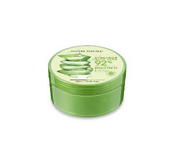 Soothing And Moisture ALOE VERA 92% Soothing Gel - Korea