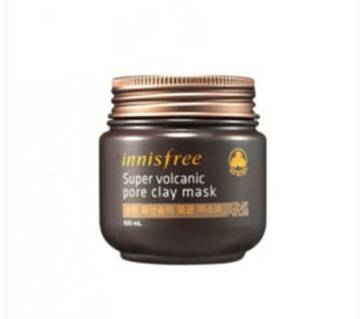 Innisfree Super Volcanic Pore Clay Mask - Korea
