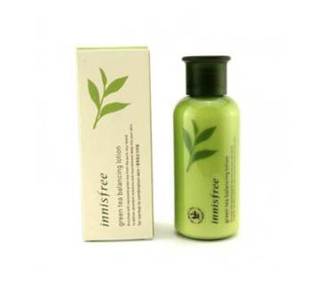 Innisfree Green tea balancing lotion Korea