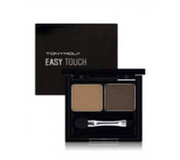Tonymoly Easy Touch Cake Eyebrow, Natural Brown - Korea
