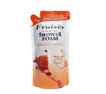 Fruiser Shower Foam-600 ml-Korea