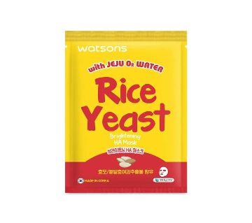 Brightening Rice Yeast TCL Mask - Korea
