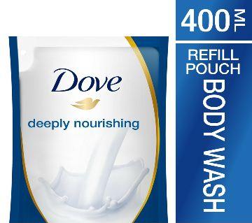 DOVE Beauty Nourishing Body Wash Refill 400ML MALAYSIA