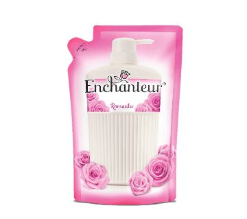 Enchanteur Shower Gel Refill Pack 600g romantic - Korea