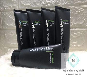 WATSONS MEN deep pore cleansing scrub -USA