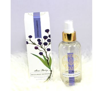 Acai Berry face and body refresher 177ml  _USA