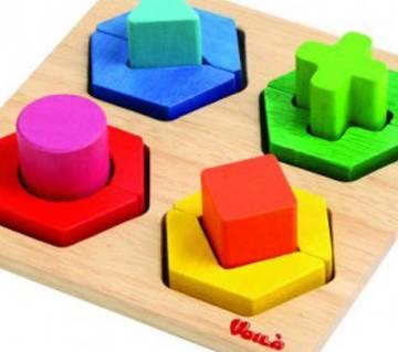 Pre School educational equipment (1 set)