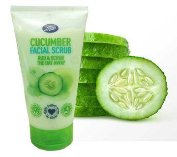 Boots Cucumber Facial Scrub 150ml India