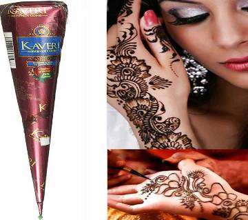 Kaveri Mehendi Cone (India) - 1 pc