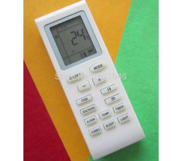 GREE Air Conditioner remote control