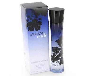 Armani CODE L 1.7 EDP Spray - 50ml USA