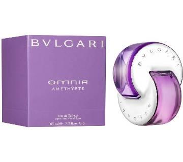 Bvlgari Omnia Amethyst EDT Perfume for Women - 65ml (USA)