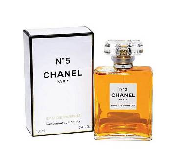 Chanel N°5 Eau De Parfume for Women 100ml (USA)