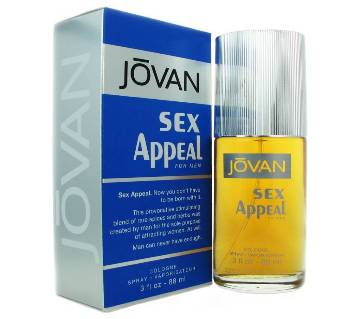 Jovan Sex Appeal Cologne স্প্রে (USA)
