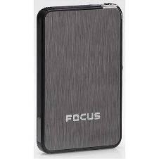 Focus Wiredrawing Cigarette Case Dispenser - Black