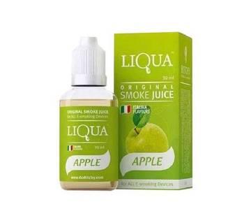 Apple E-Cigarette Liquid Flavors