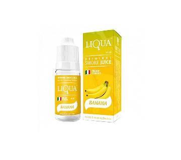 E-liquid Liqua Banana Flavor - 10ml