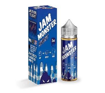 JAM Monster Blueberry E-Liquid - 100ml