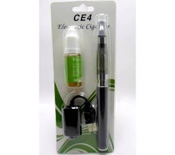 Electronic Cigarette with E-Liquid - CE4 - Black