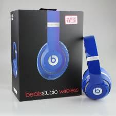 Beats Studio Wireless Headphone STN 16 Blue