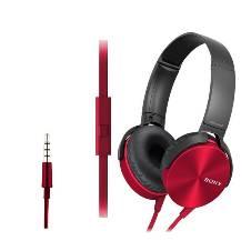 Sony Extra Bass MDR-XB450AP On-Ear Headphones
