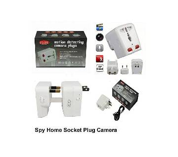 Spy Home Socket Plug Camera Video Recorder Motion