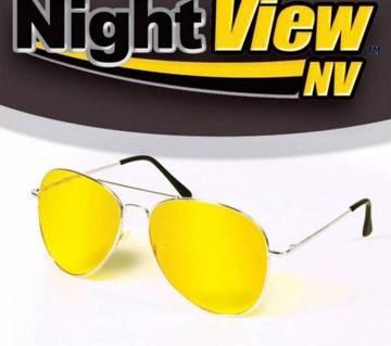 Night Vision ড্রাইভিং সানগ্লাস - Yellow