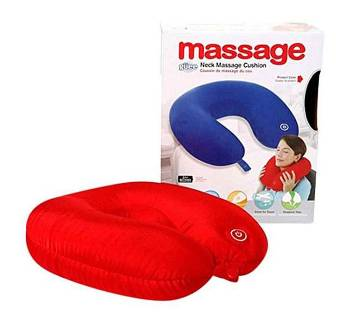 Ultimate Neck Massager Pillow - Red