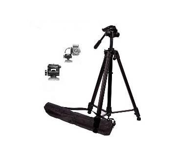 TR-573 Digital Camera Tripod - Black