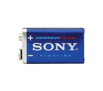 Sony Stamina Plus 9V Battery - Blue