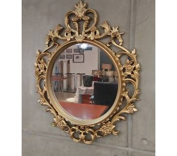 Antique Golden Mirror Frame