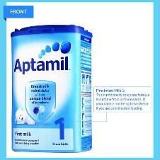 Aptamil Stage 1 First Milk From Birth, 900G - UK
