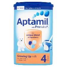Aptamil Stage 4 Baby Milk  900g - UK