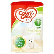 Cow & Gate 1 First Milk 900G -UK