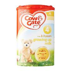 Cow & Gate 4 Growing Up Milk 800g - UK