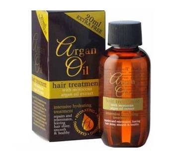Argan Oil Hair Treatment - Intensive Hydrating Treatment 50ml - UK
