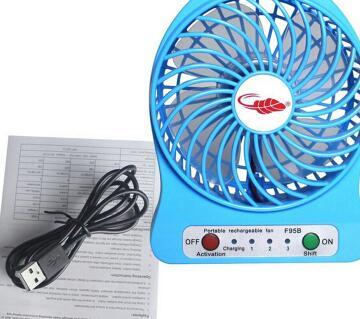 Mini Rechargeable USB Fan